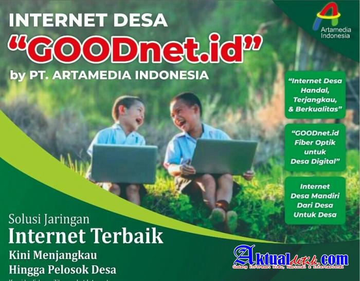 PT Artamedia Indonesia Siap Kerjasama Dengan Pemprov Babel Penuhi Internet Desa