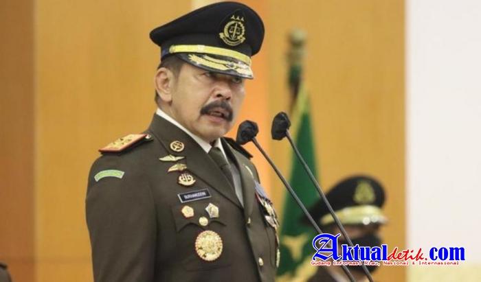 Jaksa Agung Bidik Mantan Aspidsus Kejati Riau