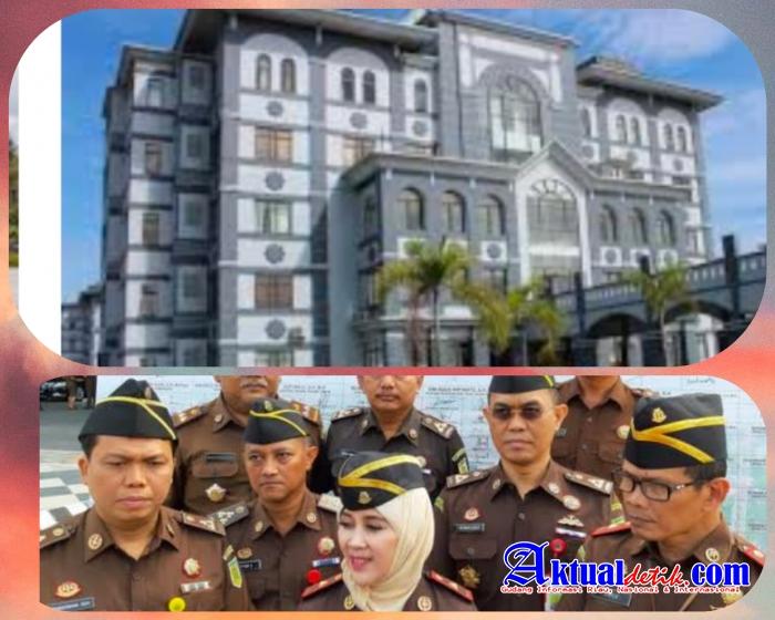 Indikasi Korupsi UIN, Demonstran Tuntut Rektor Mundur, Kejati Riau Bergeming?