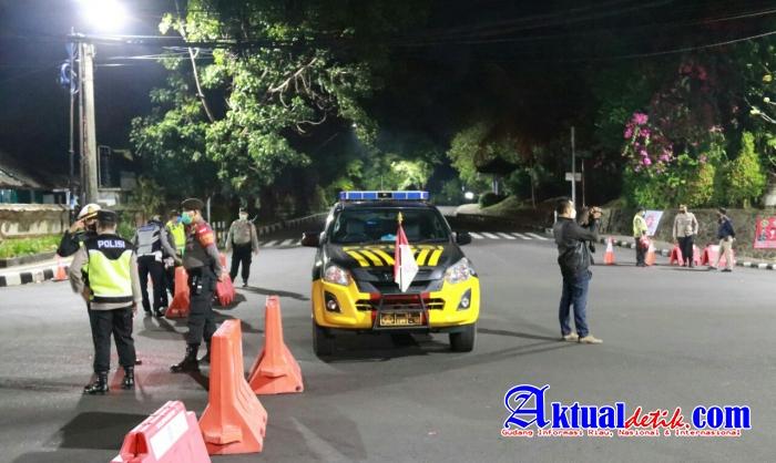 Polres Tabanan Laksanakan Patroli Gabungan