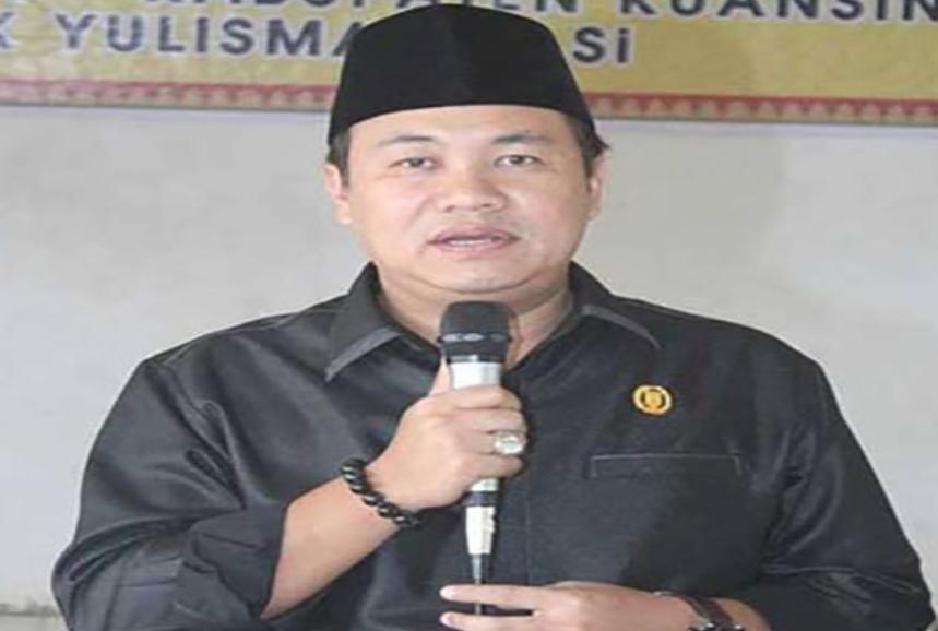 Ketua DPRD Riau Yulisman, Tidak Kooperatif Dengan Sejumlah Organisasi Pers