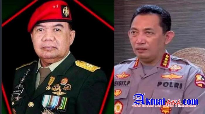 Gara-Gara Wartawan di Aniaya, Myjen TNI (P) Tatang Zaenudin Peringatkan Kapolri