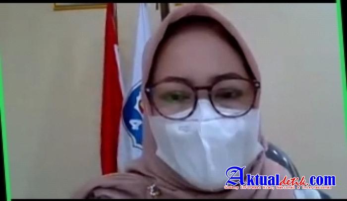 SMAN 4 Semarang Kembali Gelar Sosialisasi PTM Terbatas Jilid 2 Secara Virtual