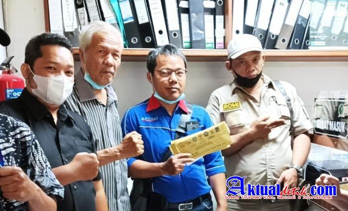 Terkait Pergubri, Puluhan Organisasi Pers Riau Surati Ketua DPRD Riau, Tembusan Mendagri
