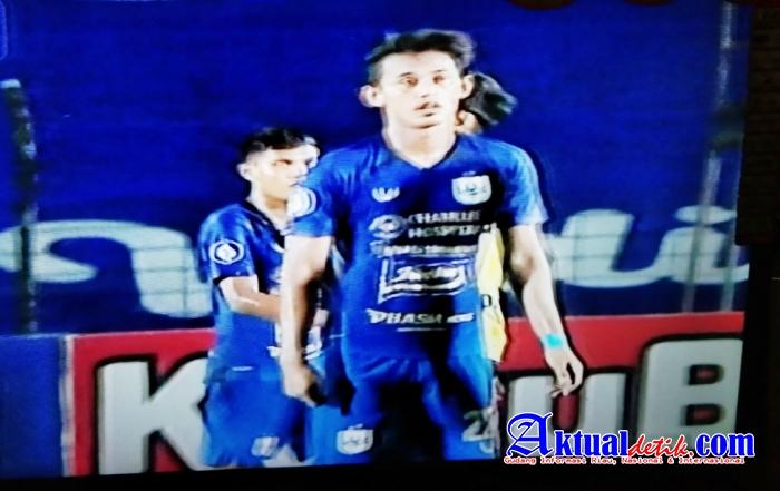 Tekuk Barito Putra 1 - 0, PSIS Semarang Puncaki Klasemen Sementara
