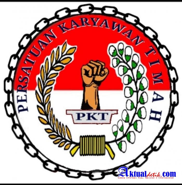 PKT Organisasi Serikat Pekerja PT Timah Resmi Didaftarkan Di Pemerintahan