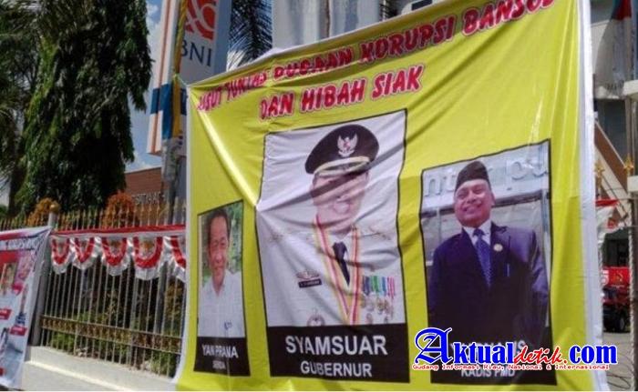 "Terkait Kasus ""Mangkrak"" Dana Bansos Siak di Era Syamsuar, Formasi Akan Gugat Kejati Riau"