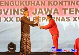 Ganjar Targetkan Spiderwoman Asal Jateng Raup Medali Emas PON XX di Papua