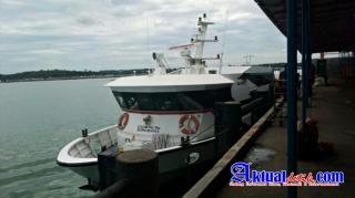 Ada 12 Armada Masih Beroperasi Setiap Hari di Pelabuhan SBP