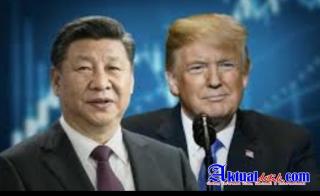 Misteri Virus Corona, Trump Dan Jinping Saling Tuding