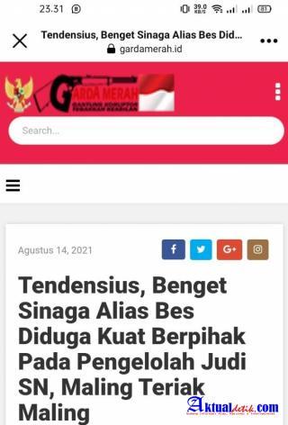 Akibat Terbiasa Menerbitkan Berita Hoax Akhirnya Fasambowo Dilaporkan