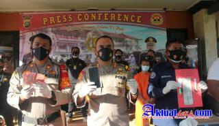 Polres Gianyar Ungkap Tiga Kasus Tindak Pidana Kejahatan di Sukawati