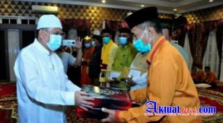 Tadarus Quran Di Rumah Jabatan Wagub Gorontalo Berakhir
