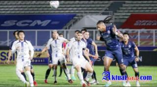 PSIS Semarang Gagal Puncaki Klasemen, Bermain Kaca Mata Lawan Arema FC