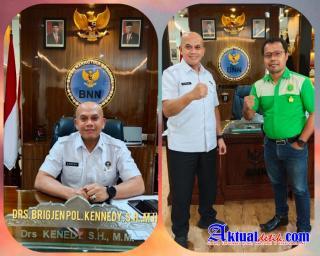 """2 Bulan Pimpin BNN, Brigjen Pol Kennedy """"Sikat"""" 34 Kg Shabu"""