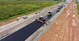 Hutama Karya Sebut Proyek Tol Sumbar Ke Riau Progres Paling Lambat