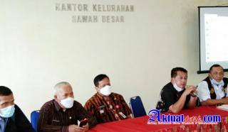 Puluhan Penghuni dan PKL Bantaran Kali Es Sawah Besar Semarang Tegas Tolak Relokasi
