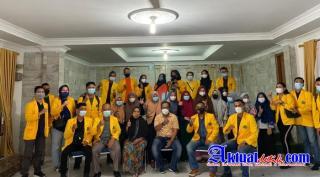 Kelompok 5 KBM Fakultas Hukum Unilak Disambut Sangat Baik