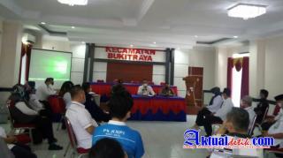 Kecamatan Bukit Raya Gelar Rapat Persiapan Vaksinasi Massal