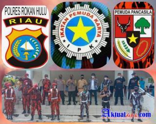 Organisasi Pemuda IPK, Dan Ormas PP Rohul...