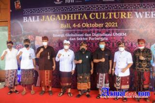 Tangguh di Segala Bidang, Sekda Dewa Indra Ajak Perkuat UMKM Bali