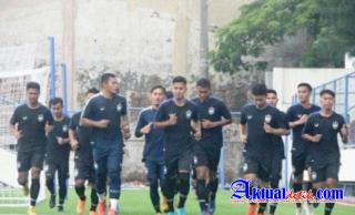 PSIS Semarang Gelar Latihan Perdana di Stadion Citarum