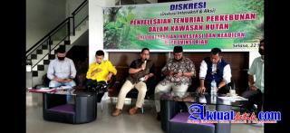 """Konflik Lahan Riau, Korporasi """"Menari"""" Diatas Tangisan Rakyat?"""