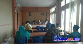 Pemerintah Kecamatan Bunut Gelar Rapat Koordinasi