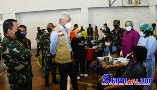 Peringati Hari Anak Nasional, Kodam IV/Diponegoro Gelar Vaksinasi untuk Usia Pelajar