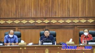 Terima Kunker Komisi II DPR RI, Gubernur Berharap RUU Provinsi Bali Secepatnya Dibahas