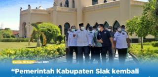 Wisata Istana Siak Resmi dibuka Untuk Umum