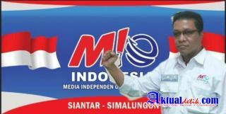 Wakil Ketua DPD MIO Harap Kapolresta Siantar Transparansi