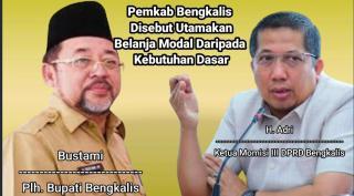 Pemerintah Bengkalis Diduga Langgar SKB 2 Menteri Dan Mou Dengan DPRD