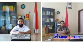 Diduga Kepala desa Tarai Bangun Tidak Menghormati Norma Lambang Pancasila dan UUD 1945