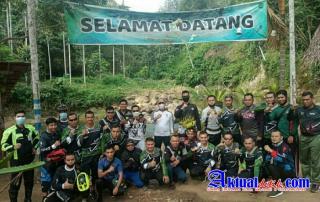 Kodim 0103/Aceh Utara Laksanakan Gowes Sinergitas Bersama TNI-Polri dan Masyarakat