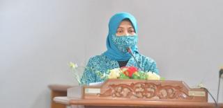 Waket PKK Riau Ajak TP PKK Siak Terapkan Ilmu Parenting