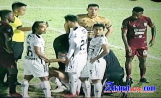 Ditahan Borneo FC 1 - 1 , Bali United Masih Puncaki Klasemen Liga 1 BRI