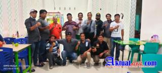 Rapat konsolidasi Pengurus Pokdar Kabupaten Pelalawan