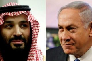 PM Israel Bertemu Rahasia Dengan Putra Mahkota Arab, Hamas Geram