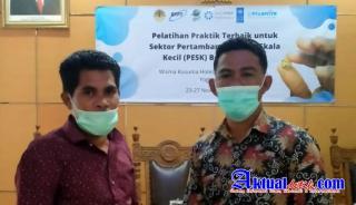 Kepala Desa Anggai Lakukan Studi Banding Pengolahan Emas ke Yogyakarta