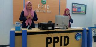 Dengan PPID, Pemkab Siak Jamin Keterbukaan Infomasi bagi Publik