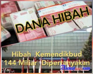 144 Miliar Bantuan Hibah Kemendikbud Dirjen SMA/SMK Jadi Temuan di Riau