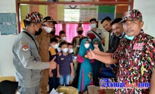 DPC Forum Batak Intelektual Kampar Perduli Anak Yatim