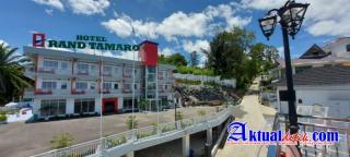 Grand Tamaro Hotel Bintang Tiga Abaikan UU No.11 Tahun 2020 Tentang Cipta Kerja