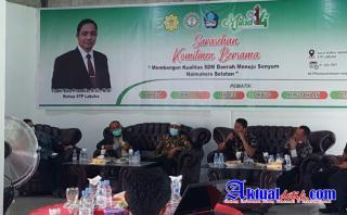 Milad Ke-14, STP Labuha Dorong Peningkatan SDM Tingkat Perguruan Tinggi