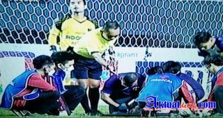 Persija Gagal Raih Poin Penuh Dipaksa Persita Main Imbang 1-1