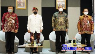 Wakil Gubernur Provinsi Bali, Buka Rapat Monev Kegiatan Dekonsentrasi GWPP