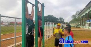 Kodim Putussibau Siapkan Pemuda Perbatasan Ikuti Seleksi TNI AD TA. 2021