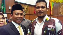 Kasir ST Kader IPK Dilantik Sebagai Anggota DPRD Riau