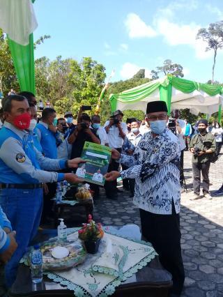 SMAN 03 Pekanbaru Raih Adiwiyata Tingkat Provinsi di Tahura